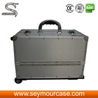 Big Cosmetics Case Trolley Makeup Case Pu Cosmetic Bag& Cases