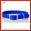 "5/8"" thick Blue Nylon Buckle Dog Collars"