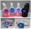 N65 wireless LED light up headphones earphone bluetooth/TF card