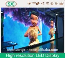 Animated led truck mounted module monitor