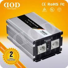 Dc to ac pure sine wave power inverter 1500w 220v inverter high cop dc inverter heat pump