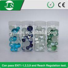 Cheap unique hot sell iridescent glass ball