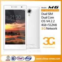 OMES China Dual SIM Nuevo Cheap China Android telefonos celulares android
