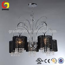 Stylish chandelier lampshades