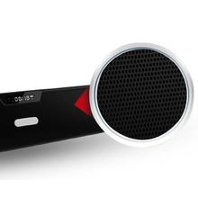 TF card usb display on lcd screen bluetooth speaker
