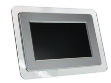 7 inch Digital Photo Frame with Built-In Stand Supporting SD/MMC/MS Memory Cards