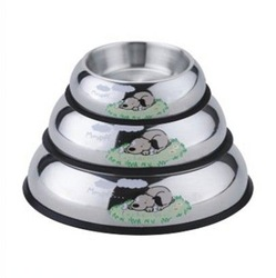 2014 Cheap & quality cartoon dog bowl
