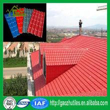 low price decorative plastic antique spanish tile roofing