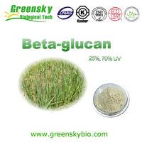 Whitening material face Oat beta glucan of oat straw extract/oat extract 70% beta glucan