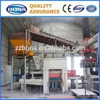 Good performance automatic breeze blocks forming machine