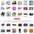 かぎ針編みの花- ワンストップクッション中国からの調達のために義烏市場- matpadcarpetrug・クッション