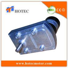 customized shaft flat geared 5 rpm gear motor 12vdc