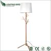 2014 hot sale saa ul ce rohs wood floor lamp ikea floor lamp