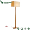 2014 hot sale saa ul ce rohs wood floor lamp large floor lamp
