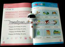 Point books reading pen,Plastic Educational Toys for Kids