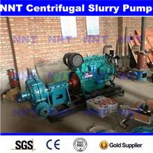diesel slurry pumps driven by diesel engine