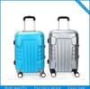 Hot sale unique 4-wheels trolley case vintage style suitcase
