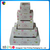 2014 4/6/12 cupcake boxes manufacturer sale