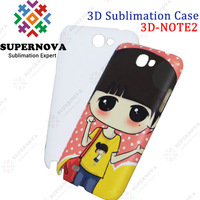 3D Personalized Phone Cover for N7100(Samsung Galaxy NOTE2)