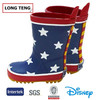 hot sale high quality waterproof wellington boots for boys children kids