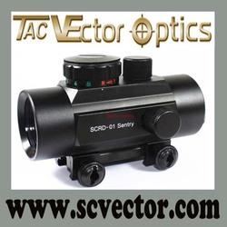 Vector Optics Sentry 1x35 Red / Green Dot Sight Scope