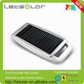 cargador solar de bolsillo para el teléfono móvil de uso