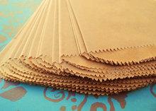 kraft paper bag manufacturer wholesale little machine made paper bag