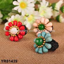 2014 New Fashion Handmade Turquoise Ring