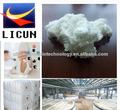 Linter de algodão polpa usado na produção de celulose éter