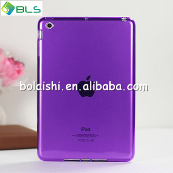 New Slim TPU CASE SMART COVER STAND FOR APPLE iPad Air 5 5th Purple