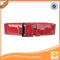 baratos cordão de couro trançado correia