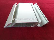 Glass curtain wall profile aluminium building material