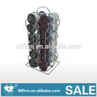 coffee capsule display rack