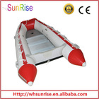High-speed Explore 420 Inflatable Boat With Motor