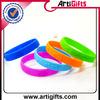 Eco-Friendly bulk cheap silicone wristband unit