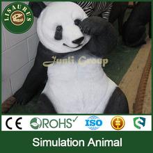 Lisaurus-LA Realistic fiberglass panda model for sale