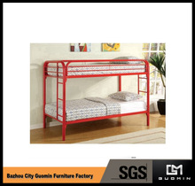 Hiah quality kids bunk beds with slide school