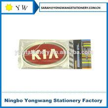 2mm (cotton-paper) paper air freshener in brand car logo KIA