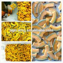 Chinese cheap halloween frozen dried pumpkin