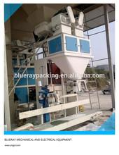 2014 powder fertilizer 50kg bag packing machine, new condition