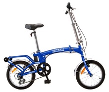 16inch Foldable Bike For Adult Mini Folding bike China Manufacturer SW-F-C11