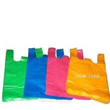 Cheap foldable shopping bag plastic bag