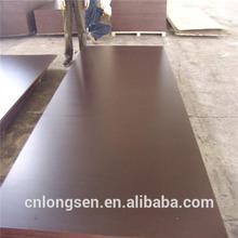 Full Poplar core Film Faced Plywood,Marine Plywood,Shutting Plywood