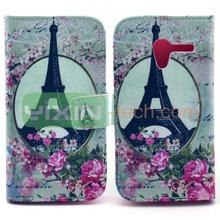 Eiffel Tower for Motorola X Leather Case