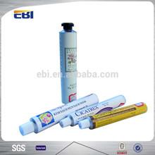 New design cheap white hair cream tube