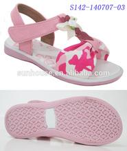 Fashion comfortable wholesale kids shoes sandals