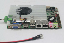 Bajo precio mini- itx cpu placa base i7/i5/i3 de doble núcleo de doble canal 24 lvsd poco de imagen hd