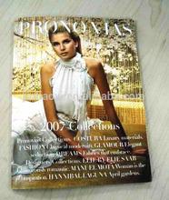 Custom Magazine//Flyers/Leaflet/Pamphlet/Brochure/card catalogue printing and publishing
