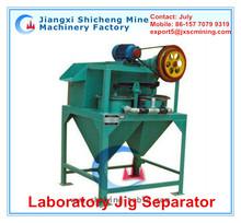 Best Price Lab Jig Separator,Small Diamond Mining Jig,Diamond Detector for Hot Sale