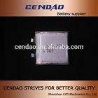 cendao hot sale polymer battery cell 3.7V 600mah 583036 best quality lithium polymer battery technology